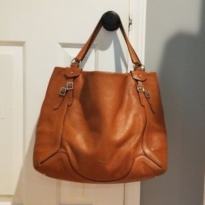 Cognac Ralph Lauren Bag